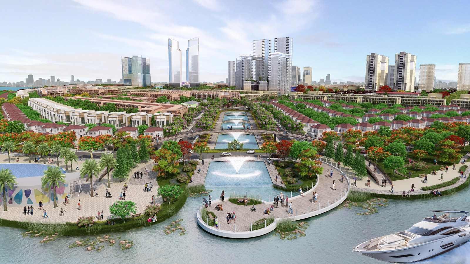 Long Hưng City - Kết nối vị trí đầy tiềm năng
